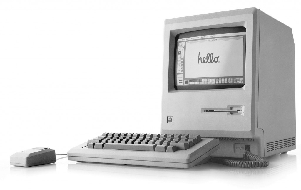 Macintosh 128k - mathieuchabod.fr