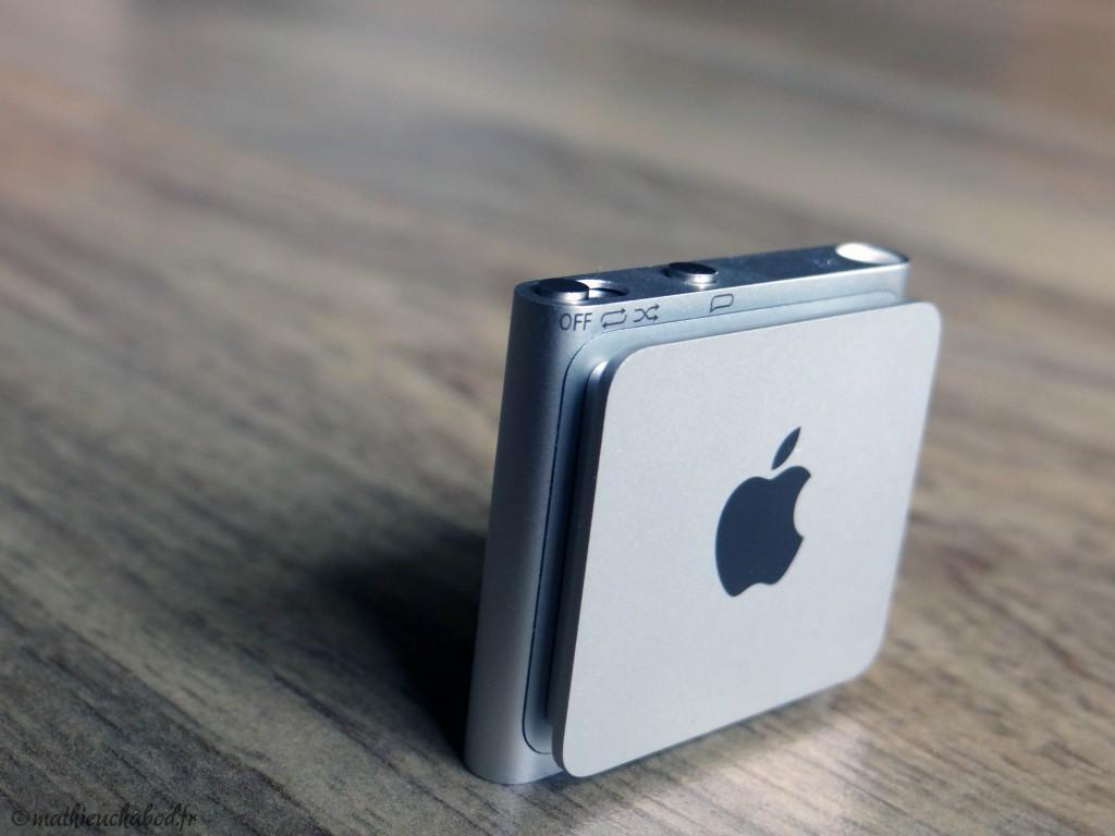 iPod shuffle mathieuchabod.fr