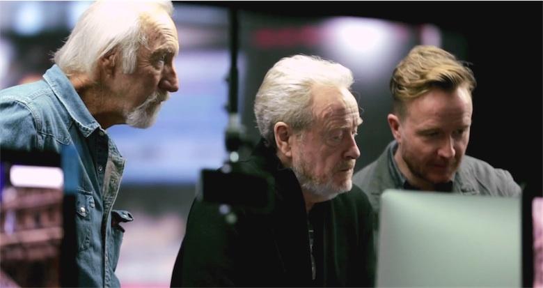 Lee Clow (profil), l'homme de toutes les grandes pubs d'Apple, Ridley et Jake Scott
